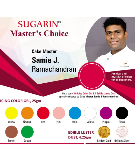 Sugarin Cake Master Samie J. Ramchandran : Master's Choice