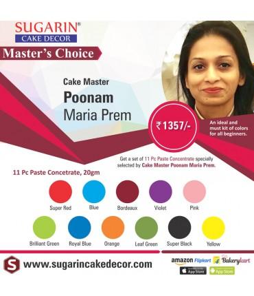 Sugarin Chef Poonam Maria Prem's Choice (Paste Concentrate)
