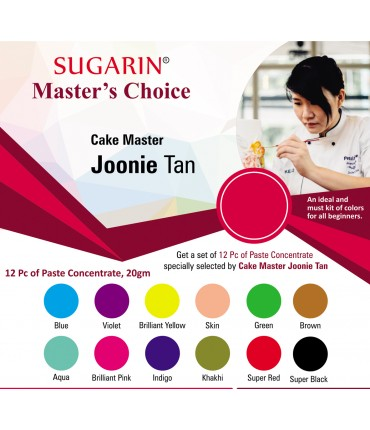 Sugarin Chef Joonie Tan's Choice (Paste Concentrate)