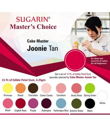 Sugarin Chef Joonie Tan's Choice (Edible Petal Dust)