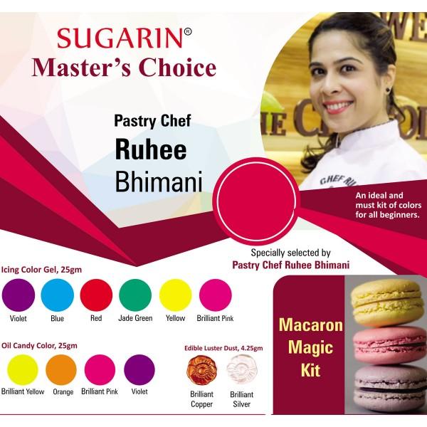 Sugarin Pastry Chef Ruhee Bhimani : Master's Choice