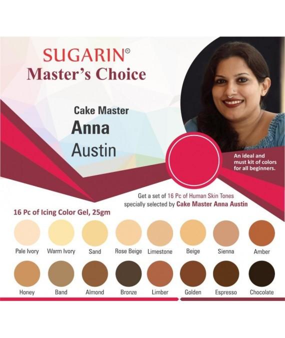 Sugarin Cake Master Anna Austin : Master's Choice