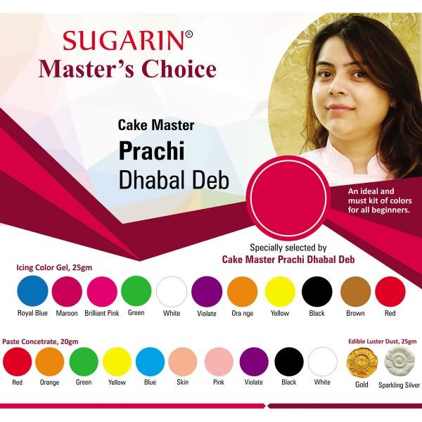 Sugarin Cake Master Prachi Dhabal Deb : Master's Choice
