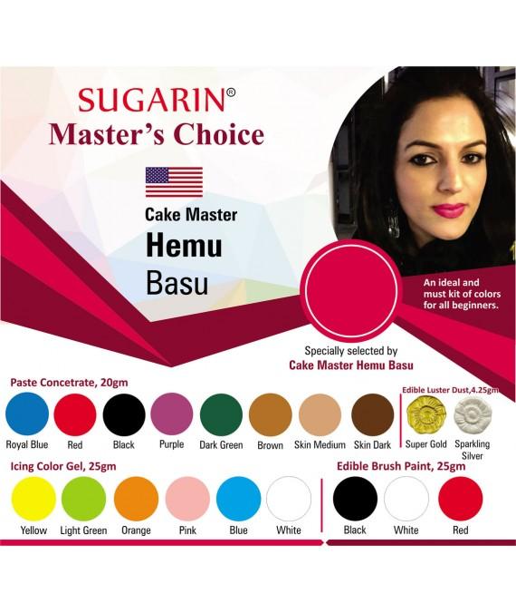 Sugarin Cake Master Hemu Basu : Master's Choice