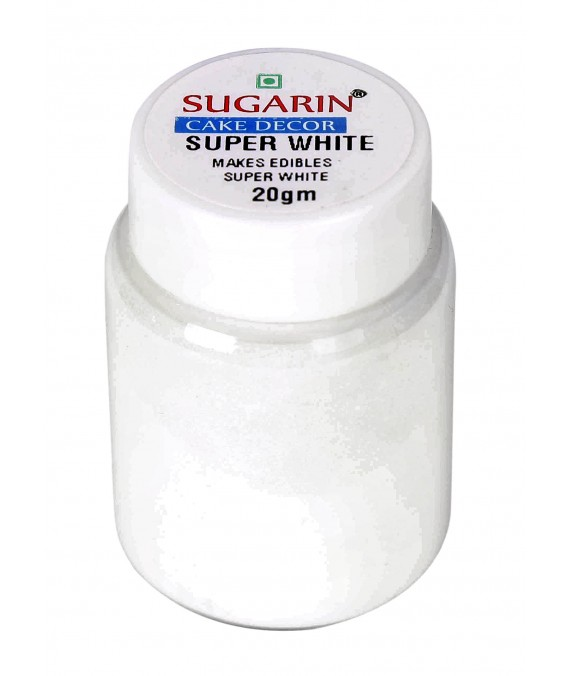 Super White, 20gm