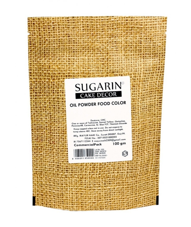 Oil Powder Food Color