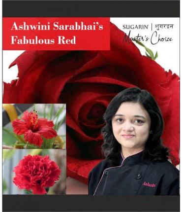 Aashwini sarabhai's Fabulous Red