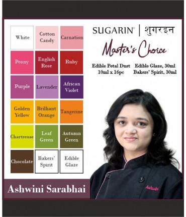 Aashwini sarabhai's Master's Choice