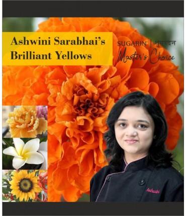 Aashwini sarabhai's Brilliant Yellows