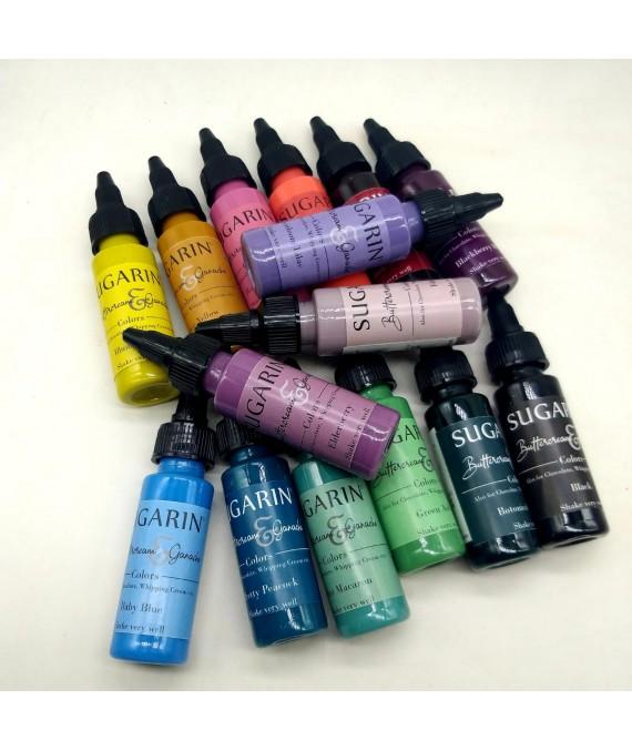 Buttercream & Ganache Colors, 30gm