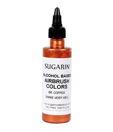 Air Brush Color - Metallic (Alcohol Based) 110ml