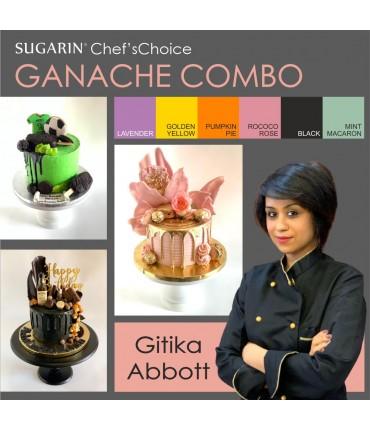 Ganache Combo by Gitika Abbott