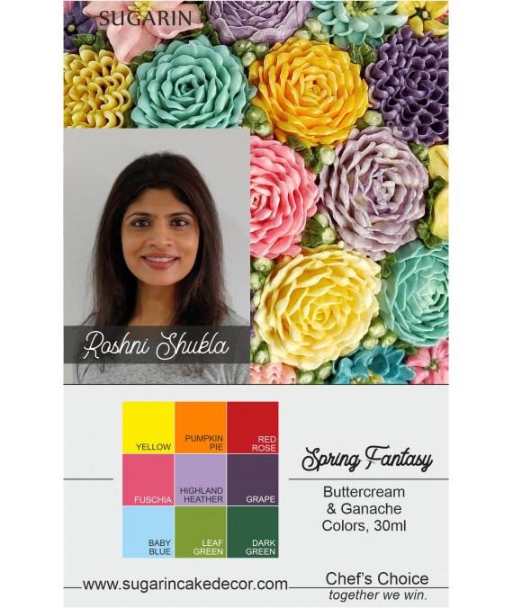 Spring Fantasy by Roshni Shukla