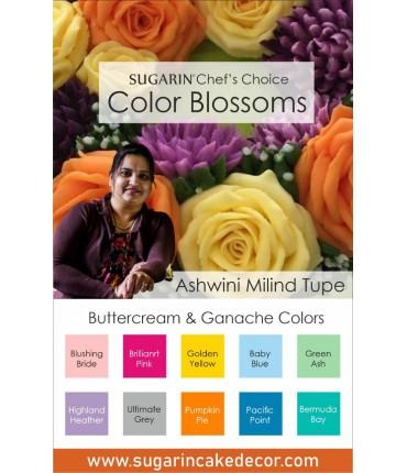 Color Blossoms by Ashwini Milind Tupe