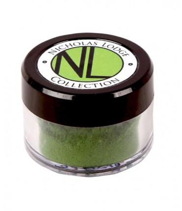 NL Edible Petal Dust 10ml, Forest Green
