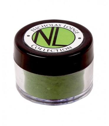 NL Edible Petal Dust 10ml, Moss Green