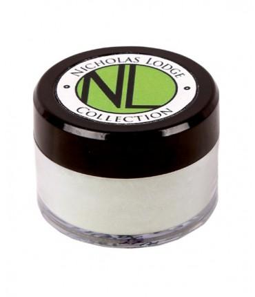 NL Edible Petal Dust 10ml, White Sparkle