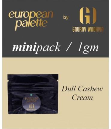 European Palette, Dull Cashew Cream, Oil Powder Food Color , 1gm (2.5ml)