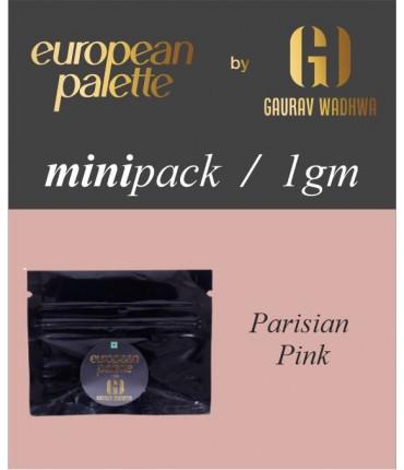 European Palette, Parisian Pink, Oil Powder Food Color, 1gm (2.5ml)