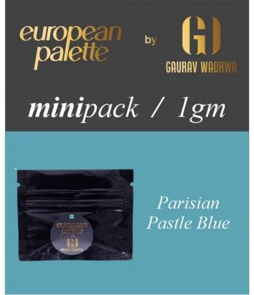European Palette, Parisian Pastel Blue, Oil Powder Food Color, 1gm (2.5ml)