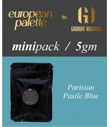 European Palette, Parisian Pastel Blue, Icing Color Gel, 5gm (6ml)