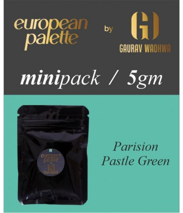 European Palette, Parision Pastel Green, Icing Color Gel, 5gm (6ml)