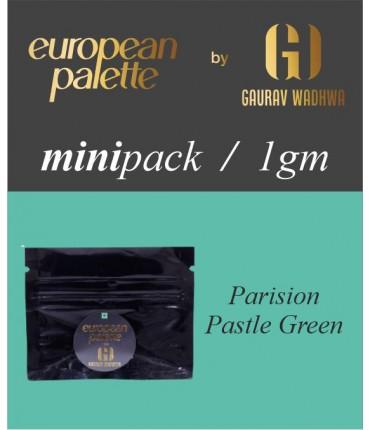 European Palette, Parision Pastel Green, Oil Powder Food Color, 1gm (2.5ml)