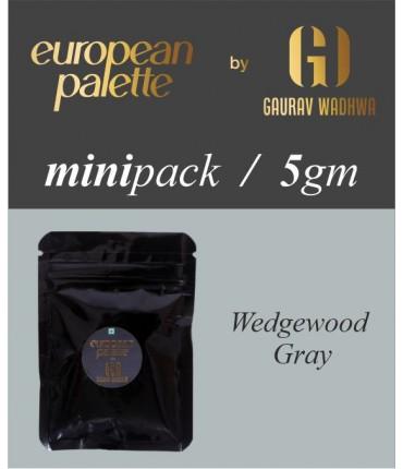 European Palette, Wedgewood Grey, Icing Color Gel, 5gm (6ml)