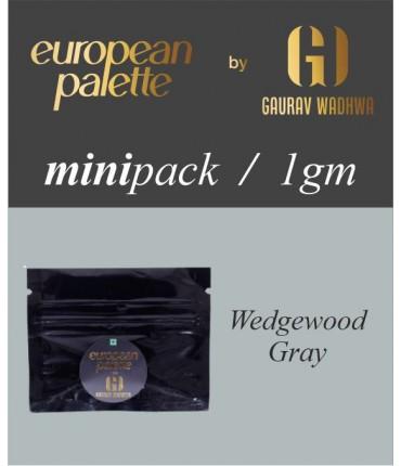 European Palette, Wedgewood Grey, Oil Powder Food Color, 1gm (2.5ml)