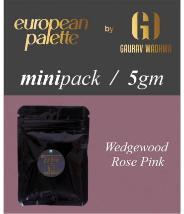 European Palette, Wedgewood Rose Pink, Icing Color Gel, 5gm (6ml)