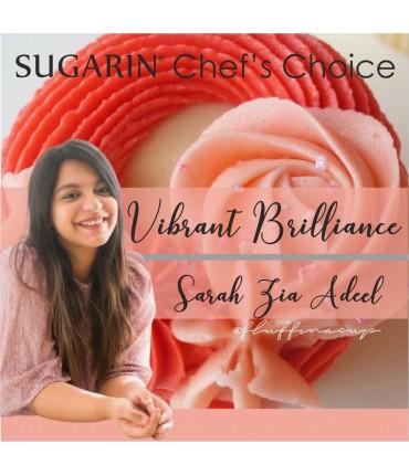 Vibrant Brilliance by Sarah Zia Adeel