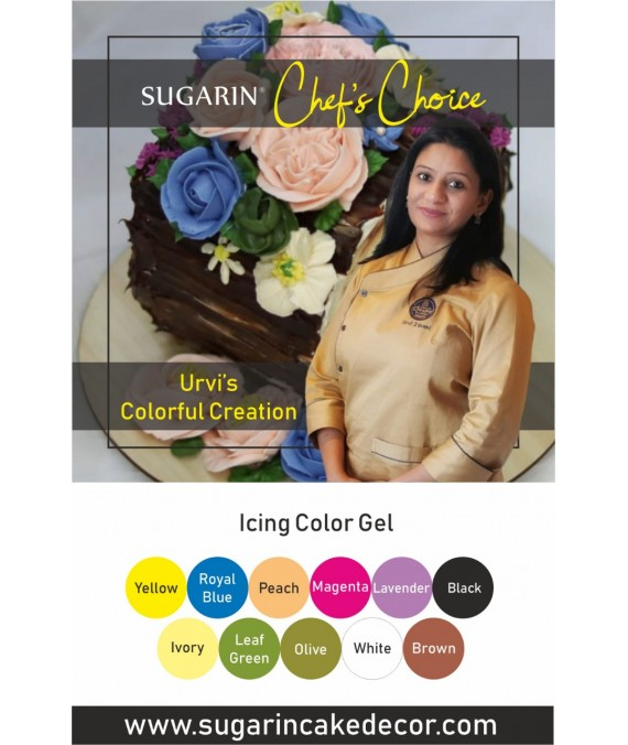 Colorful Creation By Urvi