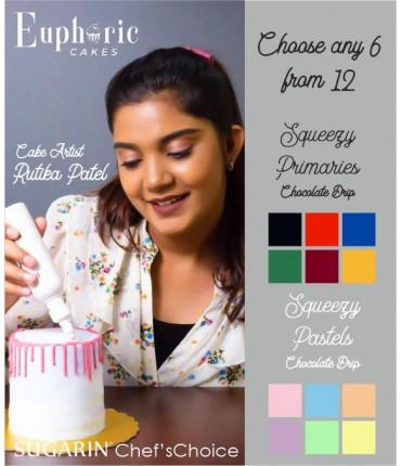 Euphoric Cakes Mix Combo by Rutika Patel