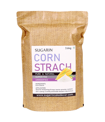Sugarin Premium Corn Starch 3.6kg