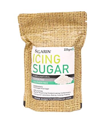 Sugarin Premium Icing Sugar 225gm