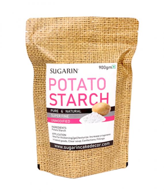 Sugarin Premium Potato Starch 900gm