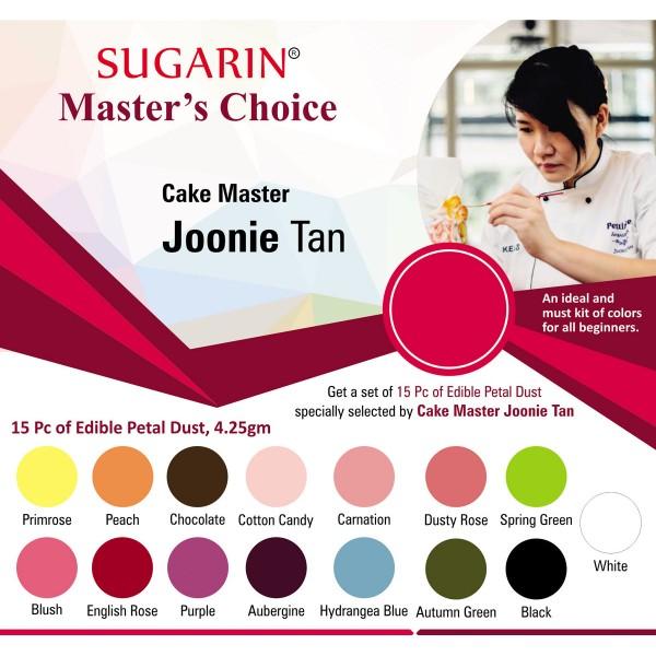 Sugarin Cake Master Joonie Tan : Master's Choice 1