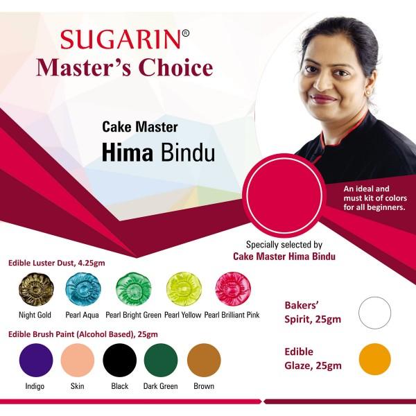 Sugarin Cake Master Hima Bindu : Master's Choice