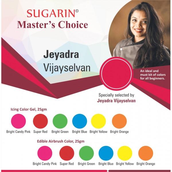 Sugarin Cake Master Jeyedra Vijayselvan : Master's Choice 1