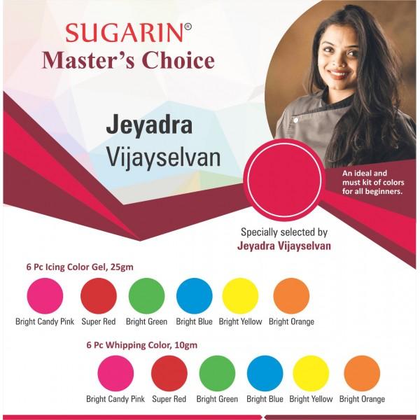 Sugarin Cake Master Jeyedra Vijayselvan : Master's Choice 2