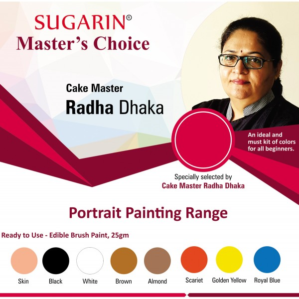 Sugarin Cake Master Radha Dhaka : Master's Choice 2