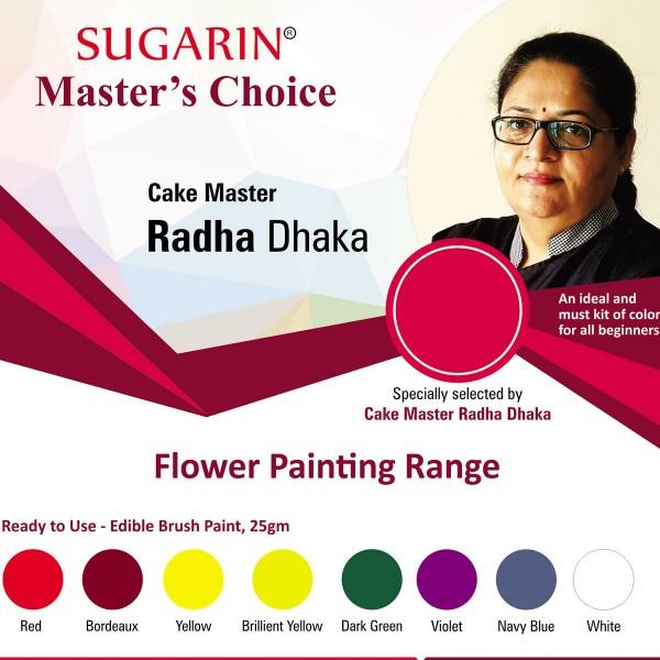 Sugarin Cake Master Radha Dhaka : Master's Choice 3
