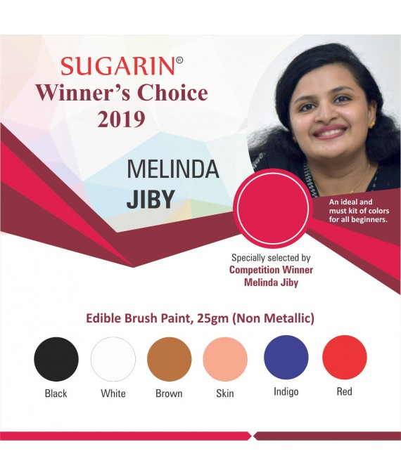 Sugarin Winner's Choice Melinda Jiby