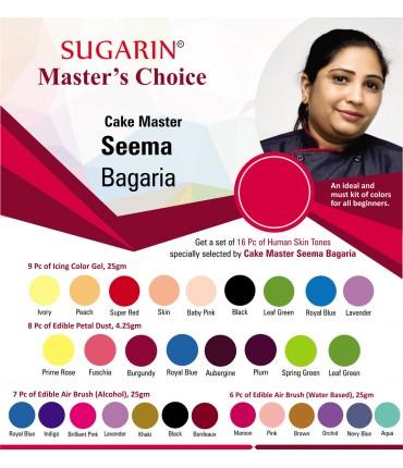 Sugarin Cake Master Seema Bagaria : Master's Choice