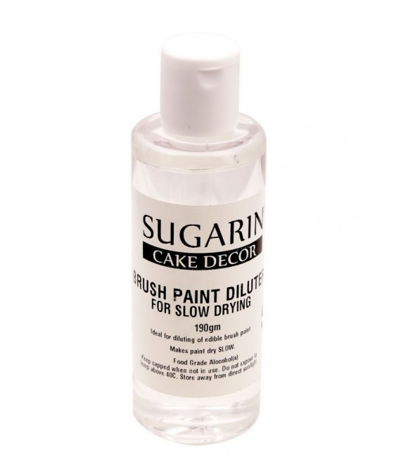 Brush Paint Diluter - Slow, 190 gm