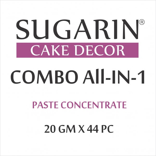 All in One Paste Concentrate, 20gm X 44 pcs.
