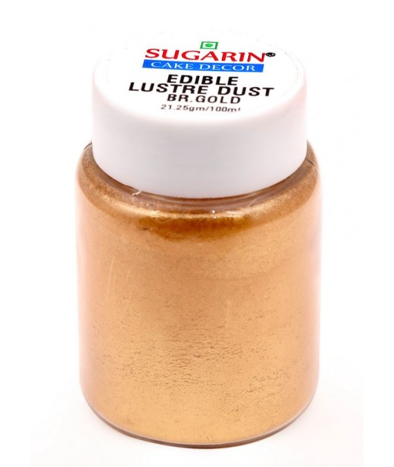 Edible Metallic Luster Dust
