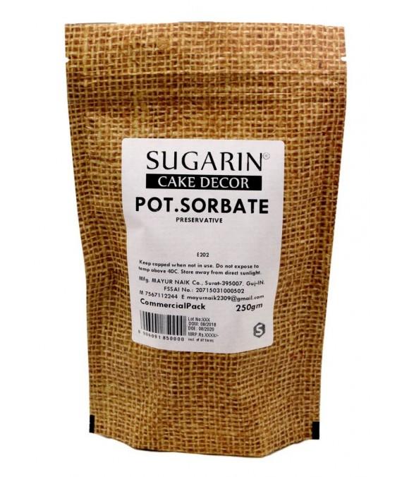 Potassium Sorbate, 250 GM