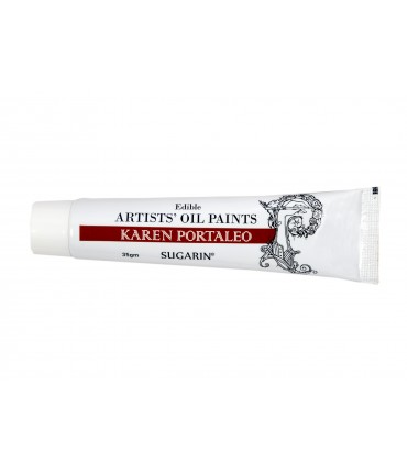 Edible Artists Oil Paint, Brown, 35gm Tube