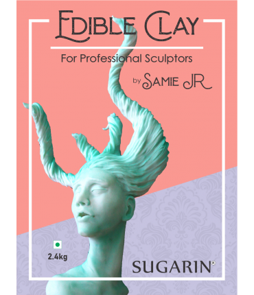 Edible Clay By Samie JR, 2.4kg